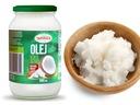 кокосовое масло 900ml-РАФИНАД, Чистый - TARGROCH