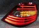 Mercedes ML 166 LED lampa lewa tylna tył