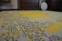DYWAN VINTAGE 140x200 ROZETA żółty TRADYCJA #B100 Kod produktu Dywan123