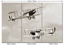 Obraz Samolot Doppeldecker Curtiss JN-4 Jenny