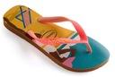 Havaianas Top Fashion 35/36 kolorowe japonki