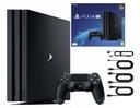 SONY PS4 PRO 1TB KOMPLET//GWARANCJA //IDEAL Kolor czarny