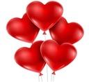 Сердца воздушные шары день святого Валентина Свадьба Причастие 50шт. БОЛЬШИЕ доставка товаров из Польши и Allegro на русском