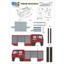 ОАК 3-4/13 - эвакуатор 1:50 доставка товаров из Польши и Allegro на русском