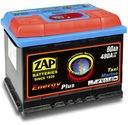 Akumulator ZAP ENERGY PLUS 60Ah MARINE DO ŁODZI