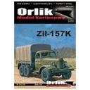Orlik 059 - Samochód ciężarowy ZIŁ 157K  1:25