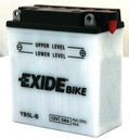 Akumulator Exide 12V 5Ah 65A YB5L-B