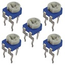 Potencjometr montażowy RM-065 10k [5szt]