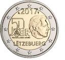 2 Euro 2017 - Luksemburg (50 lat Armii )