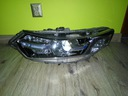 Honda Accord Lift 12-15 Lampa XSENON lewa przód