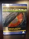 Godzilla PL (1998) (steelbook) UNIKAT