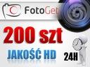 200 zdjęć wywoływanie 10x15 odbitki 24h wywołanie