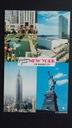 Kartka poczt. New York z USA do Niemiec 1960