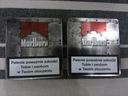 Papierośnica Marlboro metalowa