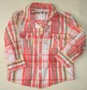 Koszula w kratę  68