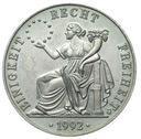 Niemcy - moneta - 1 Ecu 1992 - 1