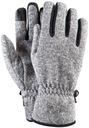 OUTHORN rękawiczki męskie REU601 szare XL