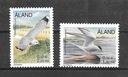Alandy znaczki  czyste ** fauna ptaki