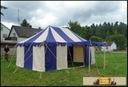 Knight Tent 4x6 m