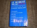 Le Robert Micro Poche dictionnaire