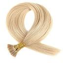 50cm Naturalne Włosy GRUBE PASEMKA 1G gramowe RING