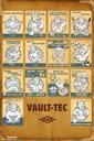 Fallout 4 Vault Tec Kompilacja - plakat 61x91,5cm
