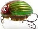 Wobler SALMO Bass Bug 5,5cm 26g GBG + GRATIS