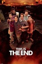 This Is The End (Hollywood) - plakat 61x91,5 cm