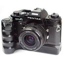 PENTAX SUPER A + SMC PENTAX-M 2.8/28mm