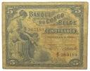 6.cm.Congo Belg., 5 Franków 1949, P.13B, St.3