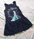H&M Kraina lodu ELSA sukienka 2-4lata 98 104