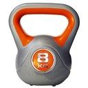 Hantla bitumiczna inSPORTline Kettlebell 8 kg