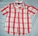 H&M kraciasta koszula rozmiar 116