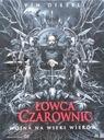 ŁOWCA CZAROWNIC - DVD + KSIĄŻKA - NOWY w FOLII