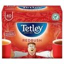 Tetley Redbush - Herbata Czerwona 40 - UK