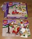 Lego Friends Stephanie's Pizzeria 41092 używane