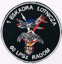 1 Eskadra Lotnicza 60 LPSz Radom