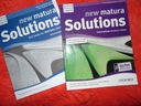 Solutions, new matura, język angielski
