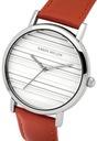 Karen Millen Women's Quartz Watch with White Dial