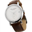 Lars Larsen LW37 Women's Quartz Watch with White D
