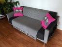 Designerska sofa na gwarancji Modalto Branco 3F