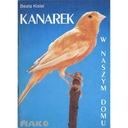 Książka Kanarek w naszym domu wyd. Mako Press
