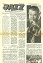 Czasopismo JAZZ nr  5  z 1956r.