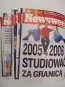 Newsweek Polska nr 3,7,15,22,27-34,39-41,51-... -