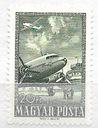 Węgry Mi 1496 A ** Samoloty
