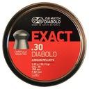 Śrut JSB EXACT 7,62 mm .30 DIABOLO 3,25 g 150 szt.