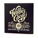 Willie's Cacao - Czekolada 100% - Pure Gold Wenez