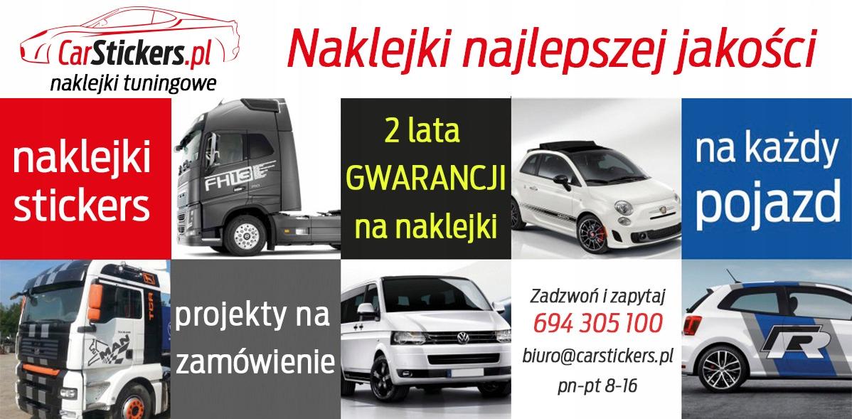 Naklejki Tuningowe Na Samochod Seat Ibiza Leon 6250629968 Allegro Pl