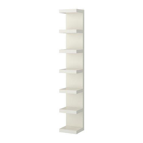 Ikea Lack Półka ścienna Biała 190x30 Cm Regał