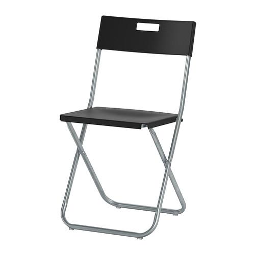 Ikea Gunde Krzesło Składane Do Domu Ogrodu Kolory